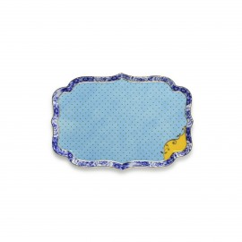 Tray Royal blue - 26 cm