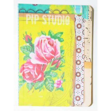 Sešítek PiP studio A6