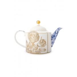 Pip Royal white čajová konvice