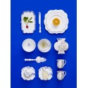 Bowl Royal White - 15 cm