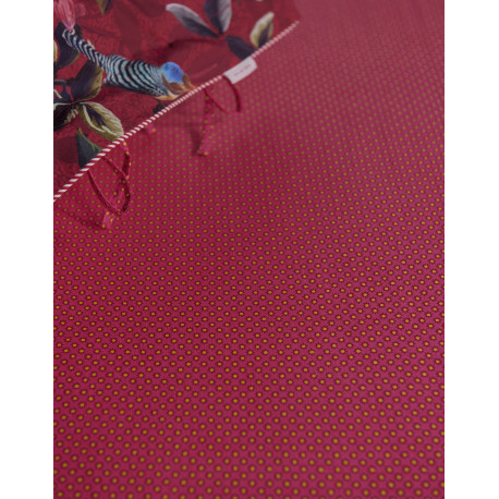 Pip studio prostěradlo Twinkle Star červené 160x200