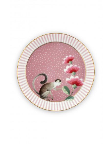 Pip studio čajový podtácek La Majorelle růžový