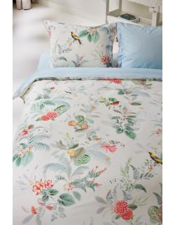 Pip studio luxusní povlečení Floris bílé, dvoulůžko