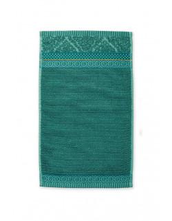Pip studio ručník Soft Zellinge zelený 30x50 cm