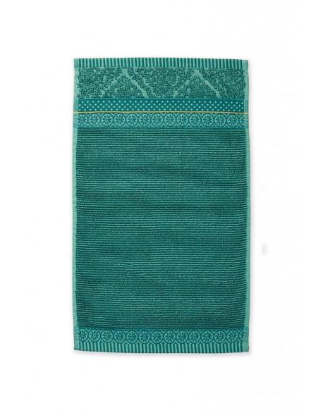 Pip studio ručník Soft Zellinge zelený