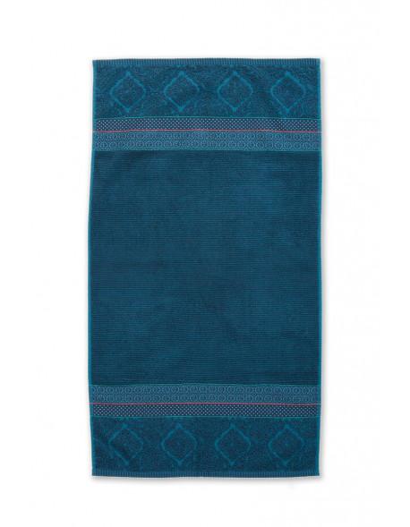Pip studio ručník Soft Zellinge tmavě modrý