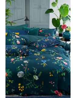 Pip studio luxusní povlečen Fleur grandeur, tmavě modré