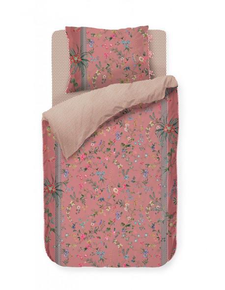 Pip studio luxusní povlečení Petites fleurs, růžová