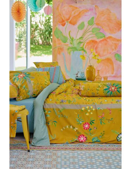 Pip studio luxusní povlečení Melody, žluté