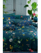Pip studio polštář Fleur Grander 45x45 cm, khaki