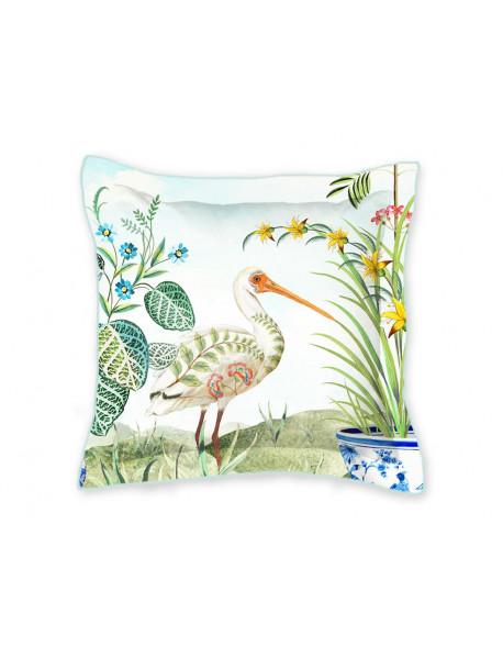 Pip studio polštář Jolie 45x45 cm, bílý