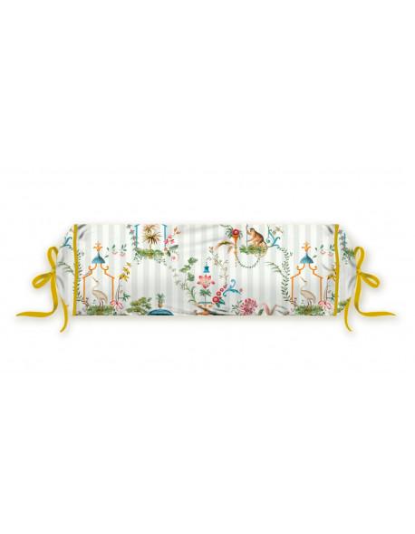 Pip studio polštář Singerie 22x70 cm, bílý