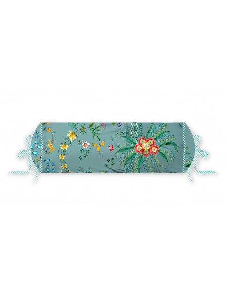 Pip studio polštář Petites fleurs 22x70 cm, modrý