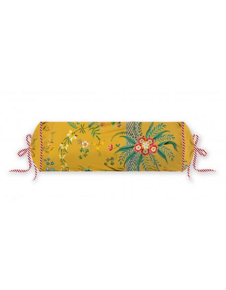 Pip studio polštář Petites fleurs 22x70 cm, žlutý