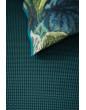Pip studio prostěradlo Cross stitch, tmavě modrá
