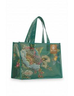 Pip nákupní taška Poppy stitch